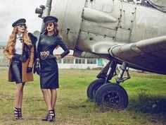 En exclusiva: Belinda y Ximena para Marie Claire México