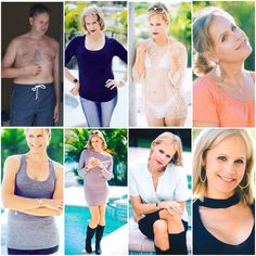 Jessica - Mid-40's Transgender Model - Pre-Transition to 3+ Years HRT & Post Op 2017.