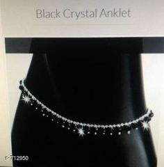Checkout this latest Anklets & Toe Rings Product Name: *Trendy Alloy Anklets* Sizes:Free Size Country of Origin: India Easy Returns Available In Case Of Any Issue   Catalog Rating: ★4.2 (225)  Catalog Name: Ladies Versatile Alloy Anklets Vol 2 CatalogID_80766 C77-SC1098 Code: 441-712950-213