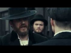 My favorite character from Peaky Blinders: Alfie Solomons a Jewish Gangster from Birmingham. https://www.youtube.com/watch?v=LGRCNVYmXw8
