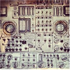 props / different depths of control panels