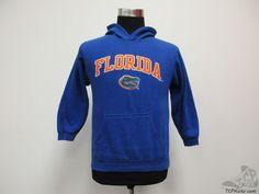NCAA Florida Gators SEWN Hoodie Hoody Sweatshirt sz Youth L Large University UF #NCAA #FloridaGators