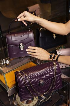 We Turn Our Lens On The Bulgari Serpenti Collection
