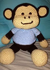 http://www.ravelry.com/patterns/library/jake-the-playful-monkey