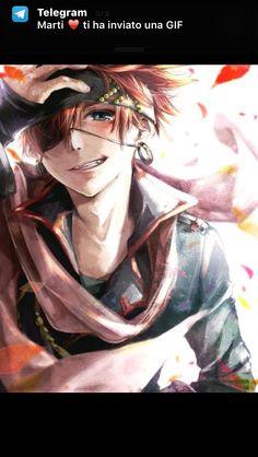 Anime : diabolik lovers