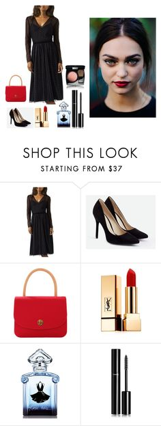 Party (cafe-bar) set #2 by julia-vovk on Polyvore featuring мода, Jigsaw, JustFab, Mansur Gavriel, Chanel, Yves Saint Laurent and Guerlain