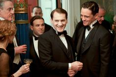 Still of Michael Stuhlbarg, Anatol Yusef and Vincent Piazza in Boardwalk Empire