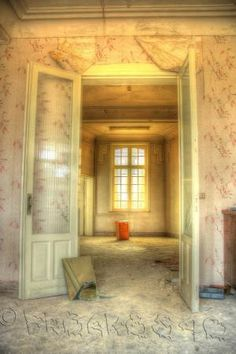 Abandoned Psychiatric hospital , located in lovenjoel ,Belgium by corinne
