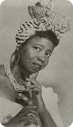 """Thelma """"Butterfly"""" McQueen found it difficult finding work as an actress. She was often typecast in roles as maids and said, """"I didn't mind playing a maid the first time, because I thought that was how you got into the business. But after I did the same thing over and over, I resented it. I didn't mind being funny, but I didn't like being stupid."""""""