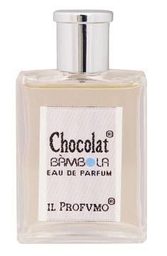 Chocolat Bambola IL PROFVMO jest romantyczna, marzycielska i niesamowicie modna. Uwodzi nutami czekolady, egzotycznych owoców – mango i papai, kwiatów, drzewka migdałowego i miękkiej bawełny. Przyciąga i zniewala, aż w końcu zaczynasz podążać jej śladem.