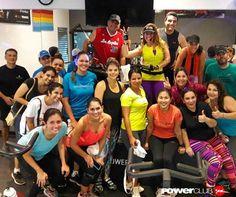 #Repost @epc.trainer @powerclubpanama  Un día de carrera  Seguimos #motivando #pwerclubCostadelEste #Spinning #raceday #panama #YoEntrenoEnPowerClub