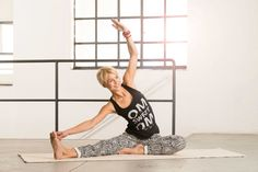 Yoga erfreut sich als Ausgleich zum stressigen Alltag wachsender Beliebtheit. Das Berliner Label Ognx produzierte nachhaltige Mode für Yogis.