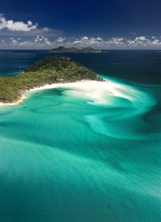 Whiteheaven Beach (Australia) - We sailed here during our Aus vacation!