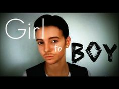 Girl to boy - A Makeup transformation | Stylistikay - YouTube