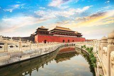De schoonheid van #China ontdekken? Nu een 11-daagse #rondreis inclusief maaltijden, vlucht en luxe Yangtze-cruise vanaf €1399,- #Beijing Verboden stad #vakantie #travel #TravelBird