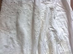 skirt from cloth Lace, Skirts, Clothes, Tops, Women, Fashion, Scrappy Quilts, Tall Clothing, Moda