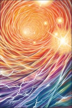 Beautiful!!! Visions of Origin - paintings-and-prints... It's the VORTEX!!!