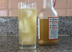 Homemade, naturally fermented ginger beer is far easier to make than you'd imagine. All you need is ginger, sugar, lemons, and a little patience. Kate Williams will show you how.