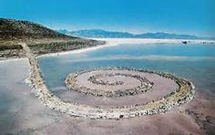 Robert Smithson Land Art