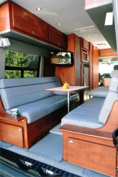 Sportsmobile Custom Camper Vans - Your Home Away From Home