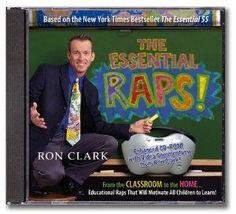 """""""The Essential RAPS!"""" Ron Clark"""