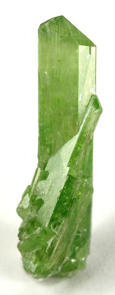 Diopside cluster from Tanzania