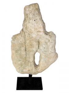 An Organic Stone Sculpture