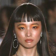makeup and orange image