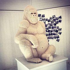louloudeane crochet gorilla by shauna richardson