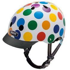 Nutcase Helmets Little Nutty Dots Bicycle Helmet