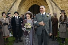 The Ultimate Downton Abbey Wedding Album