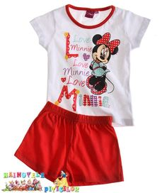 Compleu Minnie Mouse - haine copii