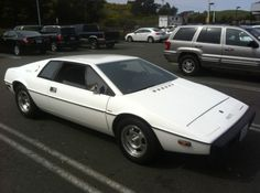 This 1977 Lotus Esprit-has been nicely restored by an enthusiast. The car looks especially good in the white finish, whether or not you have a James Bond fetish. We suspect this one will sell quickly, as the interior work, subtle color scheme, and super clean engine bay are traits we rarely see in these early Esprits. Find it here on eBay in San Franscisco, with a $20,000 Buy it Now.