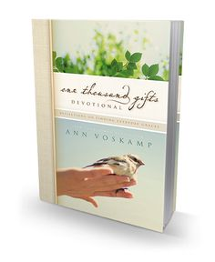 Meditations of His Love: 300 Followers and Merry Christmas Giveaway ~ One Thousand Gifts { The Devotional } by Ann Voskamp