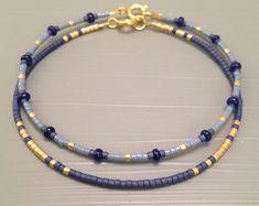 Delicate bead Bracelet Delicate Bracelet Set of two Tiny bracelet Delicate…