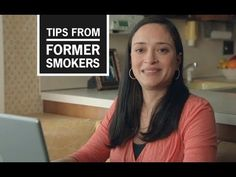"""You can quit smoking! This inspiring TV ad features three people who successfully quit smoking after many years. They share their practical tips on how to quit for good in this ad from CDC's """"Tips From Former Smokers"""" campaign."""