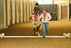 Equestrian fun benefits Vermont Children's hospital