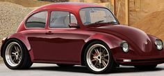 I would like to have a classic bug parked beside my MINI Cooper.