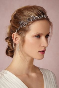 BHLDN headband: http://www.stylemepretty.com/2015/01/27/30-winter-bridal-essentials/