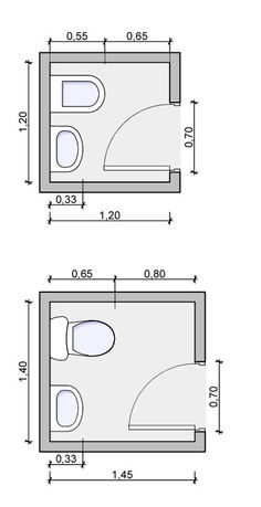 High Wall Mounted Tank Dotted Line Or Space Saving Toilet Ft X - Small half bathroom layout