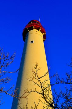Cape May Lighthouse ~ New Jersey