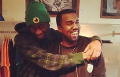 KANYE WEST & TYLER, THE CREATOR (LIVE @ ODD FUTURE CARNIVAL IN LA)