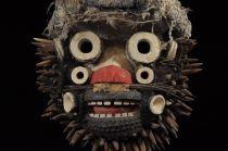 Dave DeRoche :: Liberia Mask