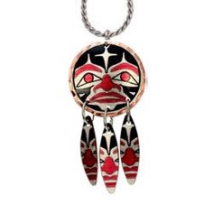Native Alaska Multiple Necklace