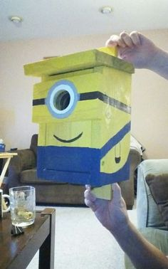 Minion Birdhouse