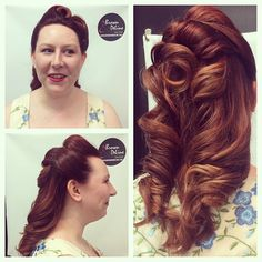 Hair by Valerie #BrownAndDelineBrides