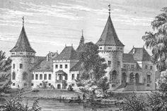 Pederstrup gamle slot 12 km nordøst for Nakskov. 1935