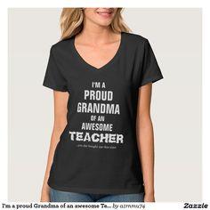 I'm a proud Grandma of an awesome Teacher.