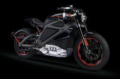 Harley Davidson Project Livewire #harleydavidson