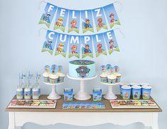 Postreadicción: Galletas decoradas, cupcakes y cakepops: Fiesta de la Patrulla Canina